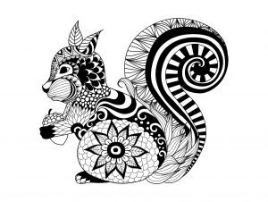 Animal Mandala Coloring Pages - Animal Mandala Coloring Pages for Adults Animals with Learnfree 9i