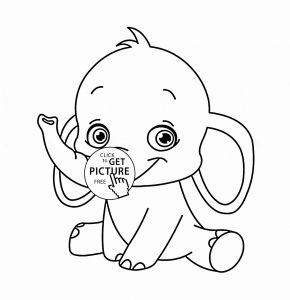 Animals Coloring Pages for Kids - Coloring Pages for Kids Animals Cute Cute Baby Animal Coloring Pages Unique Fresh Home Coloring 17b