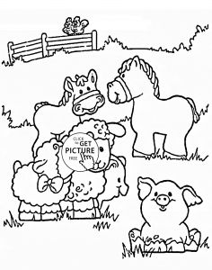 Animals Coloring Pages for Kids - Printable Media Cache Ec0 Pinimg originals 2b 06 0d – Fun Time 12j