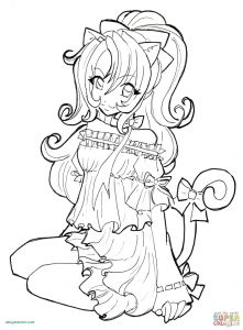 Anime Coloring Pages - Anime Coloring Pages to Print Witch Coloring Page Inspirational Crayola Pages 0d Coloring Page 8m