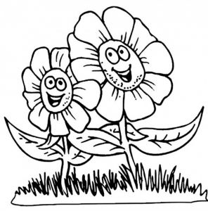 Anti Bullying Coloring Pages Free - Flower Coloring Pages Free Printable Flower Coloring Pages for Kids Best Coloring Pages 19e