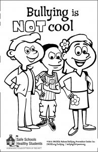 Anti Bullying Coloring Pages Free - Bullying Coloring Pages Bullying Coloring Pages for Kindergarten 10i