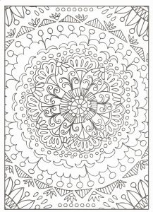 Anti Bullying Coloring Pages Free - Flower Coloring Pages Printable Coloring Pages Flowers for Adults Free Printable Flower 17i