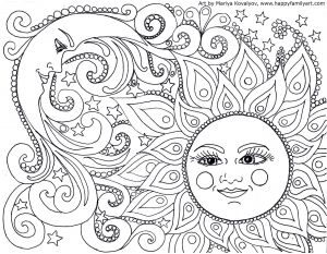 Anti Bullying Coloring Pages Free - Cool Coloring Page for Adult Od Kids Simple Floral Heart with Ribbon Cool Free Coloring Pages 20b