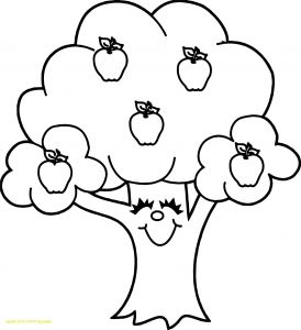 Apple Printable Coloring Pages - Preschool Kids Preschool Coloring Pages Preschool Coloring Pages Apple Tree Best Contemporary Apple Tree 2m