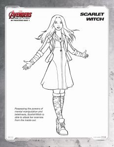 Avenger Coloring Pages - Avengers Coloring Pages the Avengers Coloring Pages Fresh Avengers Age Ultron Coloring 14i