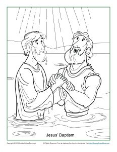 Baptism Coloring Pages - 0d Baptism Coloring Page Baptism Coloring Pages Brilliant Jesus Baptism Coloring Page 8t