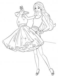 Barbie Coloring Pages Pdf - Coloring Berbie Save Cool Barbie Coloring Page Super Mcoloring Pinterest Scellc Save Coloring Berbie 1s