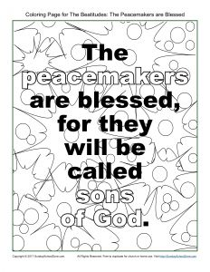 Beatitudes Coloring Pages for Children - Beatitudes Printable Coloring Pages Beatitudes Coloring Pages for Children Inspirational Beatitudes 8h