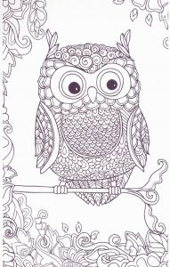 Ben Franklin Coloring Pages - Uil Kleurplaat Owl Colouring Page 19n