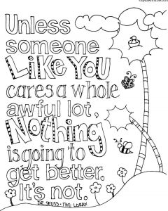 Ben Franklin Coloring Pages - unless someone Like You Cares A whole Lot Thankfully All Of Our Clients are Giving Back In some Way Lorax Earthday Begoodtoourworld Worldday 6p