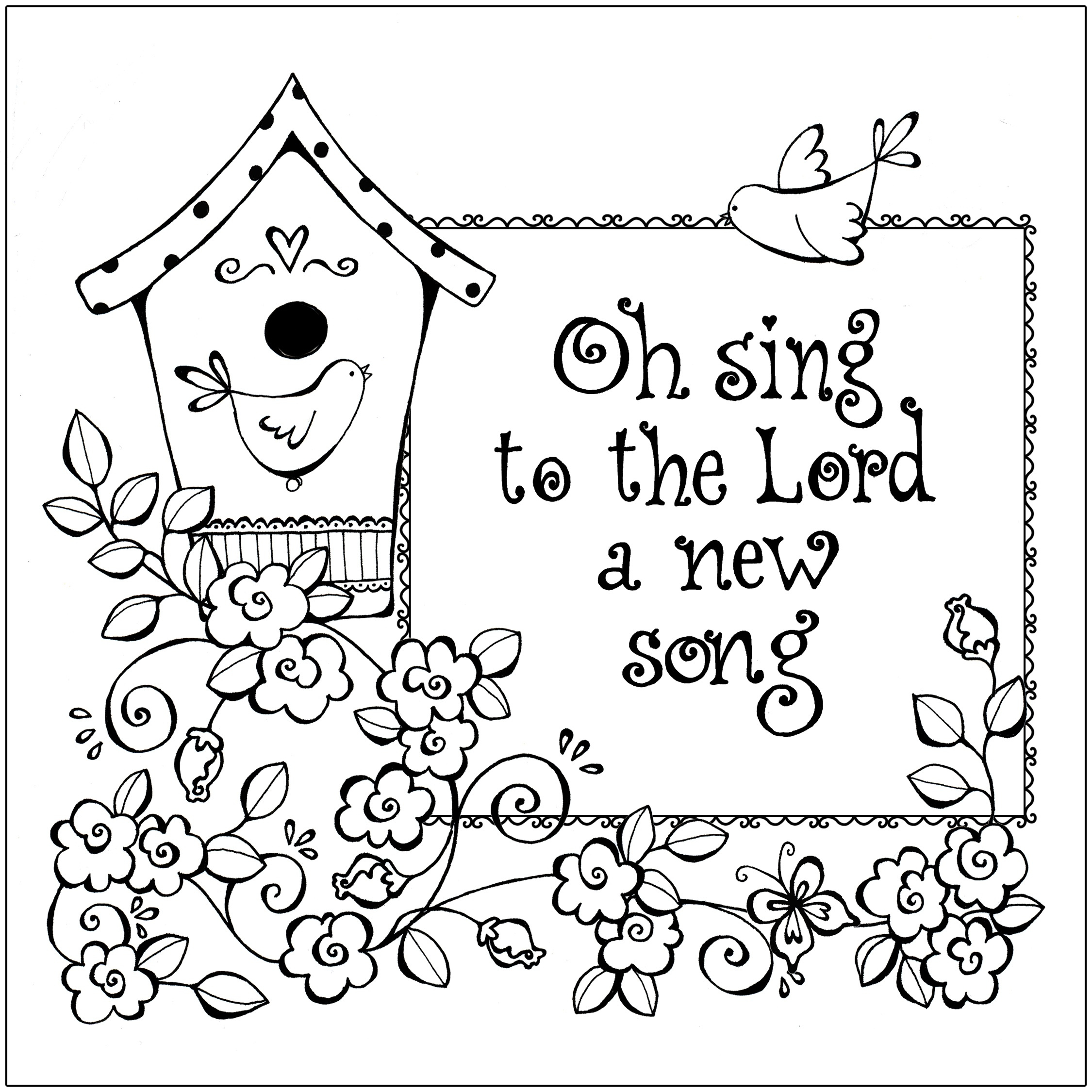 23 Bible Coloring Pages For Preschoolers Printable Download