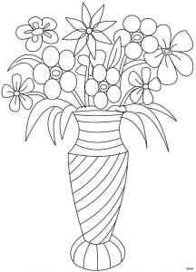 Bible Story Coloring Pages Free - Coloring Pages Bible Stories Free Coloring Pages New Vases Flowers In Vase Coloring Pages A 17r