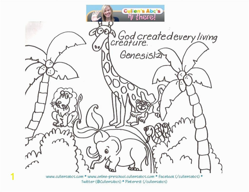 Bible story coloring pages free creation coloring pages free free printable creation coloring pages beautiful
