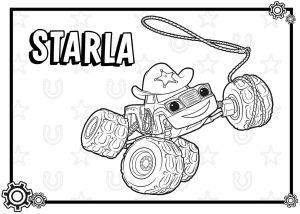 Blaze and the Monster Machine Coloring Pages - Blaze and the Monster Machines Coloring Pages Unique Blaze and the Monster Machines Coloring Pages Luxury 15s