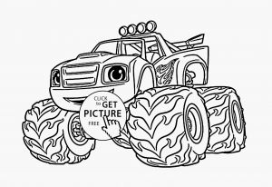 Blaze and the Monster Machine Coloring Pages - Blaze and the Monster Machine Coloring Pages Blaze and the Monster Machines Coloring Pages Coloring Chrsistmas 18d