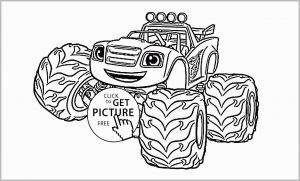 Blaze Coloring Pages - Blaze and the Monster Machine Coloring Pages Inspirational Funny 11f