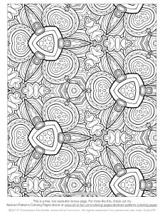 Bookmarks Coloring Pages - Heart Design Coloring Pages Awesome Coloring Page for Adult Od Kids Simple Floral Heart with Ruva 12o