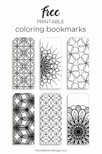 Bookmarks Coloring Pages - Free Printable Coloring Bookmarks Beautiful Coloring Pages Bookmarks Inspirational Color Your Own Bookmarks Free 9o