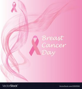 Breast Cancer Coloring Pages - Breast Cancer Diagram Vector 1g