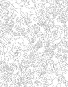 Breast Cancer Coloring Pages - Amazon Vera Bradley Floral Patterns Coloring Book Design originals 40 Authentic Designs 16 Gift Tags & 8 Notecards Plus Pattern Guide 20i