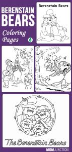 Build A Bear Coloring Pages - top 10 Berenstain Bears Coloring Pages for Your toddlers 1c