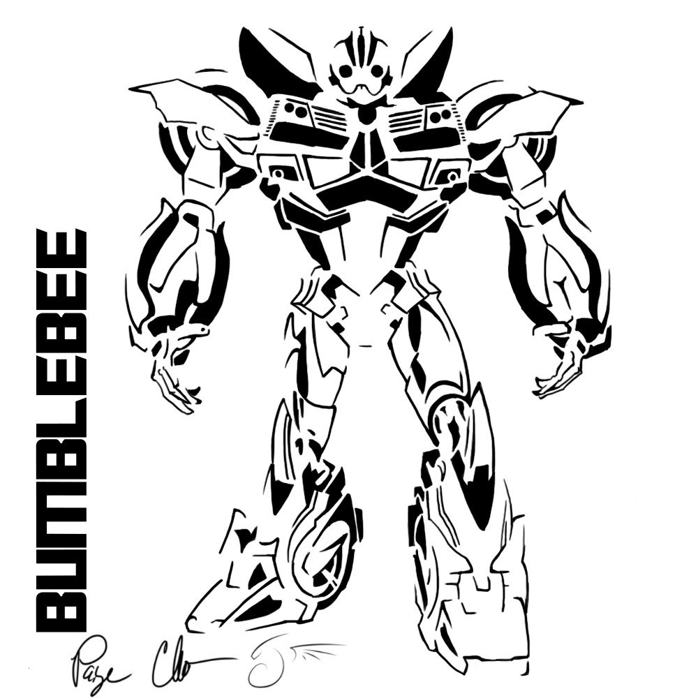 bumblebee transformer coloring pages printable Collection-Bumble Bee Coloring Page Transformers Coloring Pages Bumblebee Schön Transformers Ausmalbilder Bumblebee 2-g