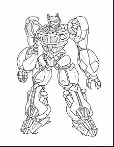 Bumblebee Transformer Coloring Pages Printable - Transformer Coloring Pages Transformers Coloring Pages to Print Amazing Bumblebee Transformer Coloring Pages Printable New 15o