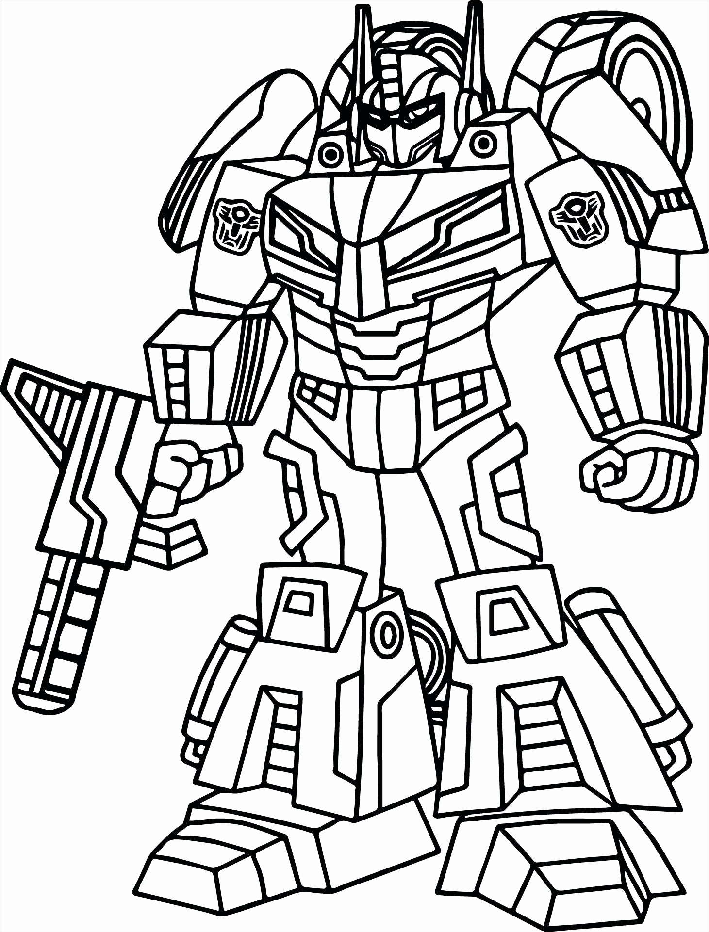 21 Bumblebee Transformer Coloring Pages Printable Gallery ...