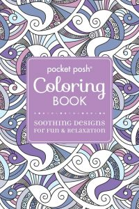 Calm the F Down Coloring Book Pages - Pocket Posh Adult Coloring Book soothing Designs for Fun & Relaxation Pocket Posh Coloring 5h