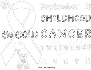 Cancer Awareness Coloring Pages - or Me Crazy Tributeitemsml 7l