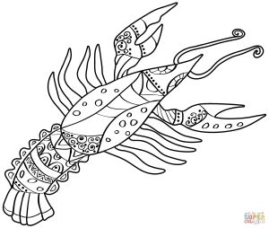 Cancer Awareness Coloring Pages - Cancer Zodiac Sign Coloring Page Free Printable Coloring Pages Png 1500x1270 Cancer Coloring Pages 8b