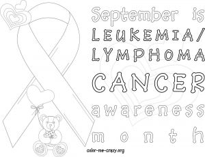 Cancer Awareness Coloring Pages - or Me Crazy Tributeitemsml 20m