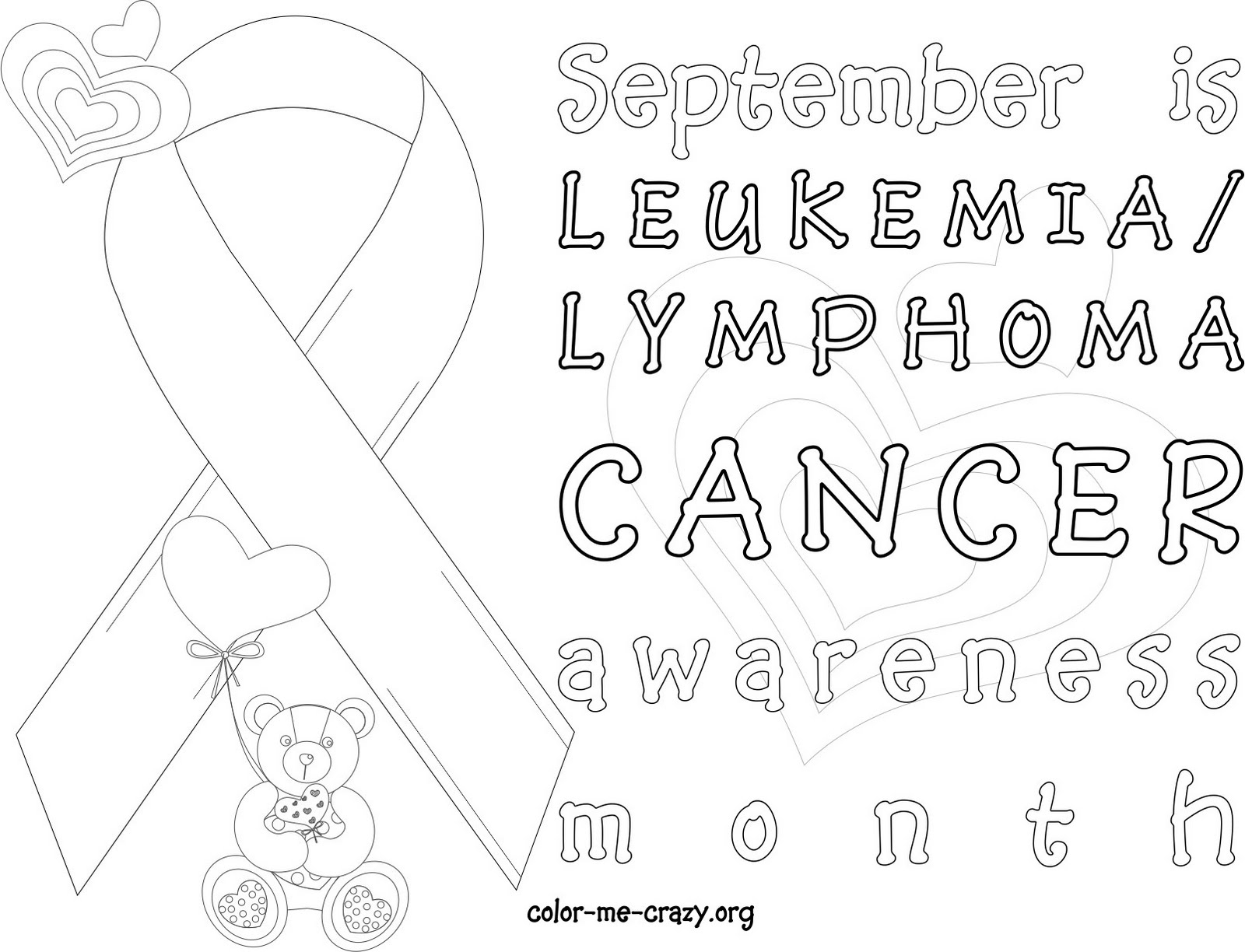 cancer awareness coloring pages Collection-or me crazy tributeitemsml 3-t