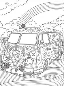 Car Printable Coloring Pages - Groovy Coloring Page 4q