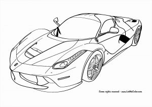 Car Printable Coloring Pages - Free Car Coloring Pages Unique Car Coloring Pages Printable for Free Free Printable Car Coloring 13e