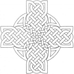 Celtic Mandalas Coloring Pages - Celtic Mandala Coloring Pages 5h