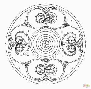 Celtic Mandalas Coloring Pages - Coloring Books for Grown Ups Celtic Mandala Coloring Pages Free Printable Mandala Coloring Pages Luxury Printable Celtic 15q