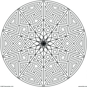 Celtic Mandalas Coloring Pages - Celtic Mandala Coloring Pages 7 1k
