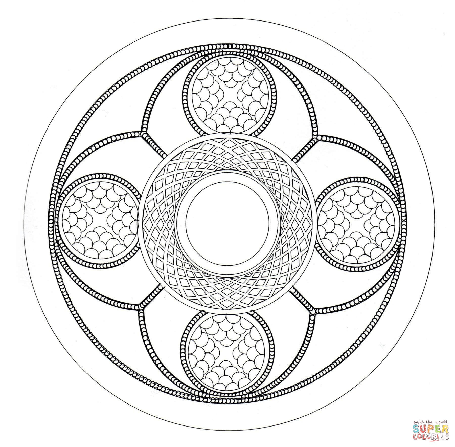 celtic mandalas coloring pages Collection-Celtic Coloring Pages for Adults Celtic Mandala Coloring Pages 1 3-c