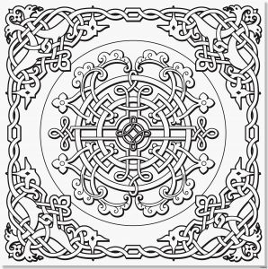 Celtic Mandalas Coloring Pages - Celtics Coloring Pages Beautiful Celtic Coloring Pages for Adults 5f