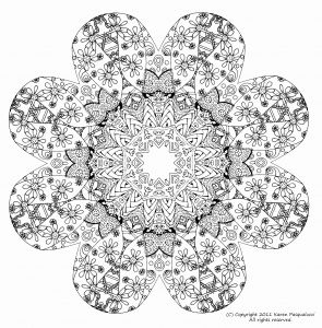 Celtic Mandalas Coloring Pages - Coloring Books for Grown Ups Celtic Mandala Coloring Pages Free Mandala Coloring Pages for Adults Fresh 13r