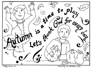 Children Christian Coloring Pages - Christian Fall Coloring Pages 20 13r
