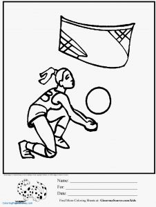 Childrens Bible Coloring Pages - Table Tennis Coloring Pages Luxury Olympic Volleyball Coloring Page Kids Activities 7i