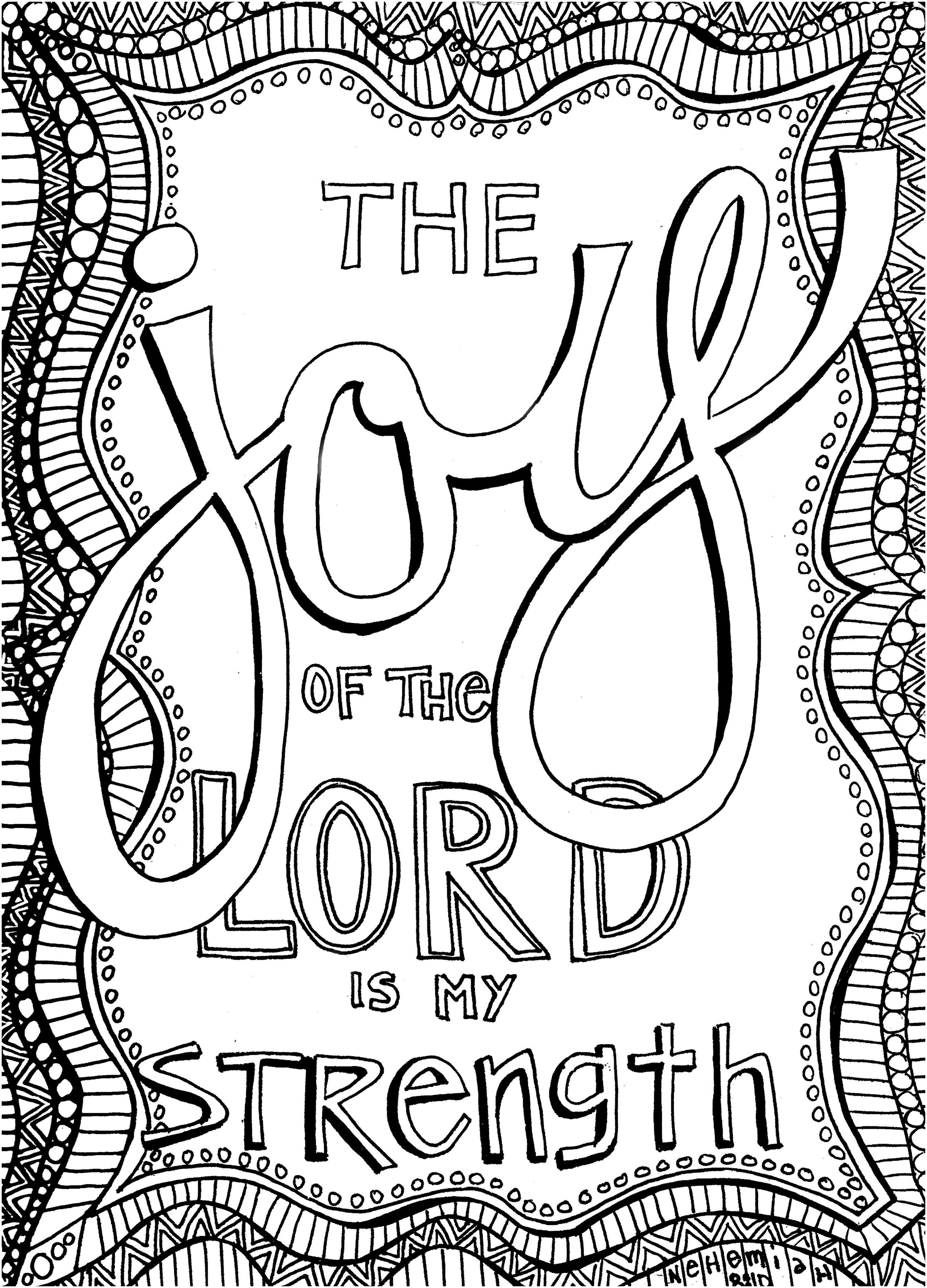 christian coloring pages printable free Collection-Free Christian Coloring Pages Free Christian Coloring Pages Inspirational Quotes Coloring Pages 17-e