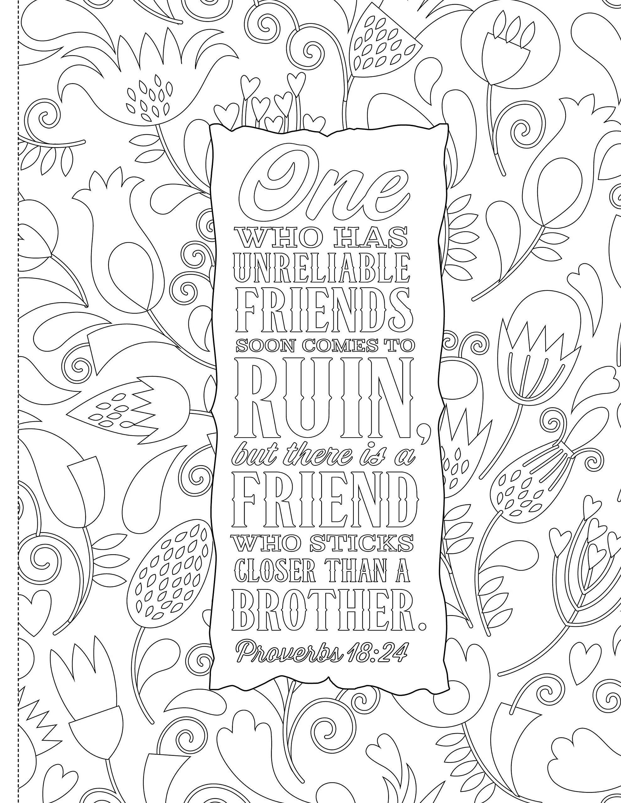 christian coloring pages with scripture Download-Preschool Bible Coloring Pages New Coloring Page for Adult Od Kids Simple Floral Heart with Text 20-a