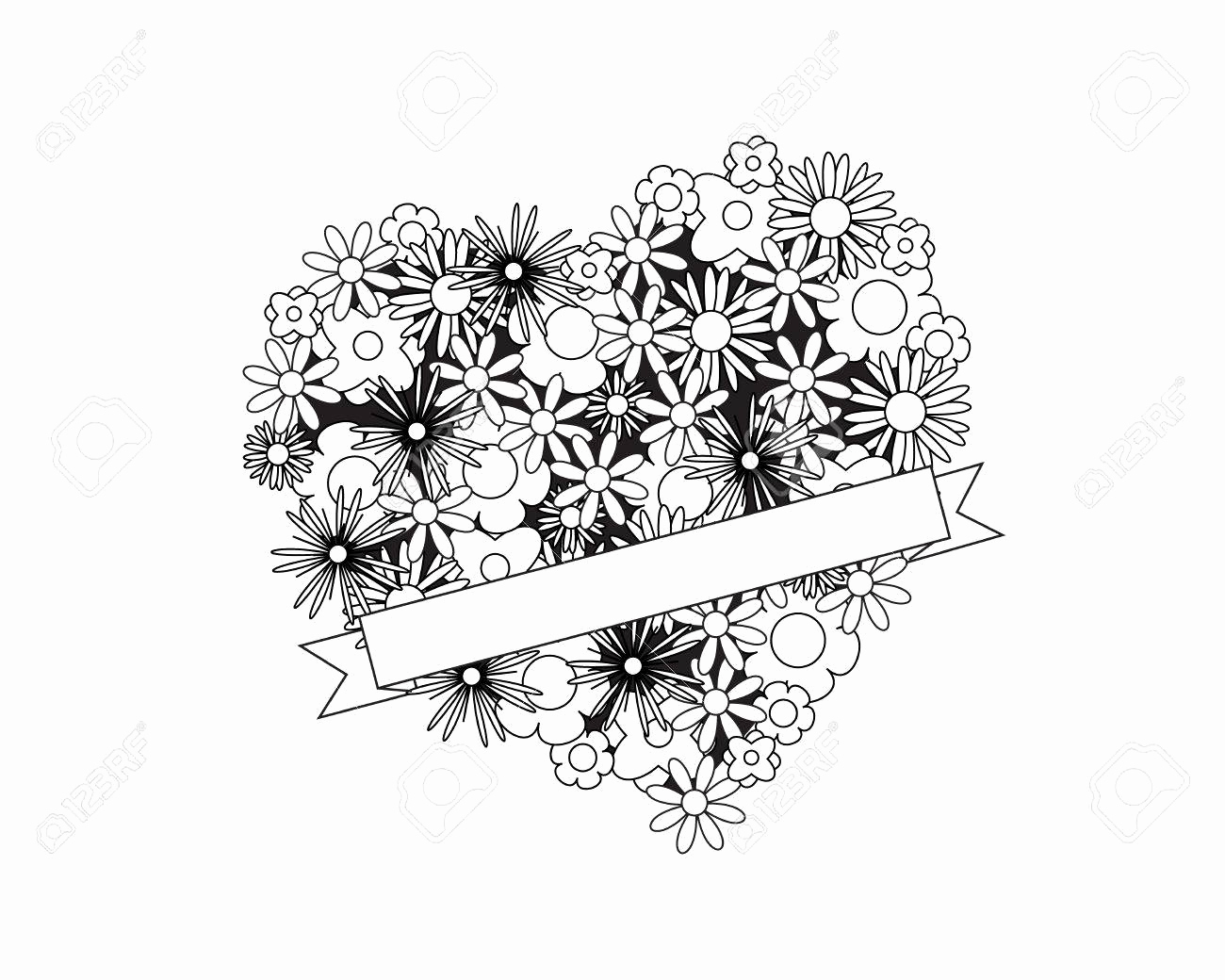 christmas coloring pages for kids Collection-Christmas Coloring Pages Rudolph Cool Coloring Page for Adult Od Kids Simple Floral Heart with Ribbon 20-f
