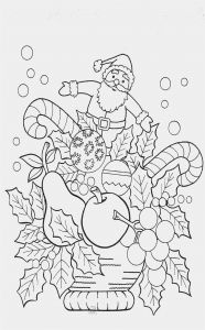 Christmas Coloring Pages Printable Free - New Christmas Coloring Pages for Printable New Cool Coloring Printables 0d – Fun Time – Coloring 12k