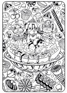 Circus Coloring Pages - 56 Best S Coloring Pages for Children 3a