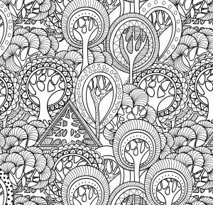 Color therapy Coloring Pages - Adult therapy Coloring Pages 6n